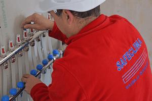 Tecnico Instalador de suelo radiante de safeclima