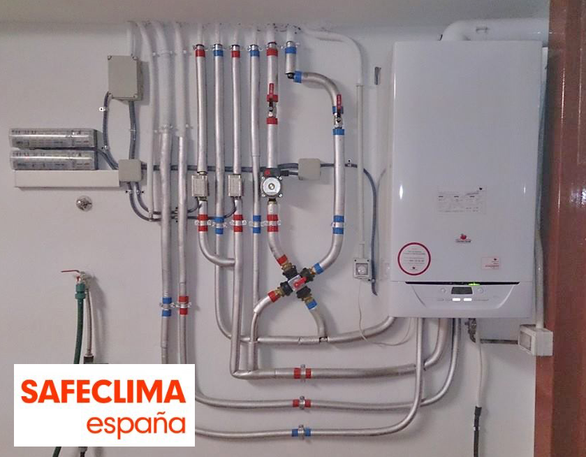 Las calderas de gas m s eficientes seg n su rendimiento y - Calderas para suelo radiante ...